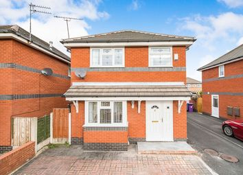 Thumbnail 3 bed detached house to rent in Masefield Grove, Liverpool