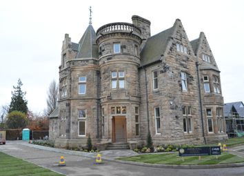 Thumbnail 3 bed flat for sale in Avon Hall Gardens, Bo'ness Road, Grangemouth, Falkirk