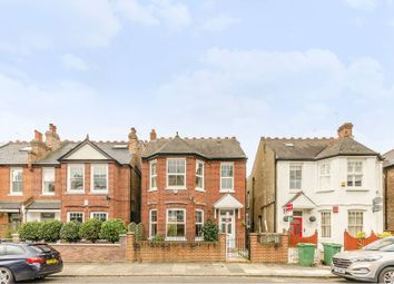 Thumbnail 4 bed property to rent in Sarre Road, West Hampstead