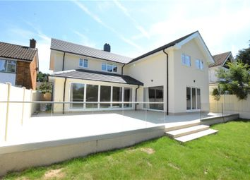 Thumbnail 5 bed detached house for sale in Cherry Tree Road, Beaconsfield, Buckinghamshire
