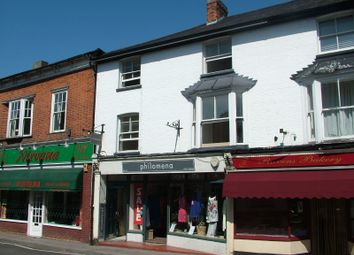 Thumbnail 1 bed flat to rent in High Street, Ingatestone, Essex