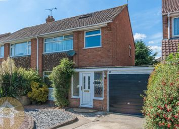 Thumbnail 4 bed semi-detached house for sale in Clarendon Drive, Royal Wootton Bassett, Swindon