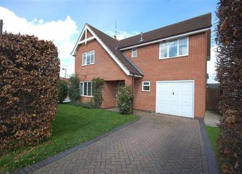 Thumbnail 4 bed detached house for sale in Private Road, Southwell, Nottinghamshire