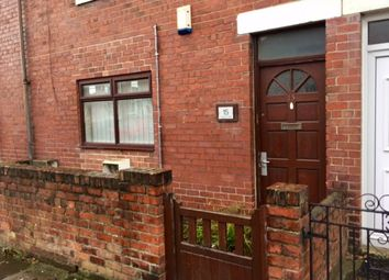 Thumbnail 1 bed terraced house to rent in Woodhorn Road, Ashington