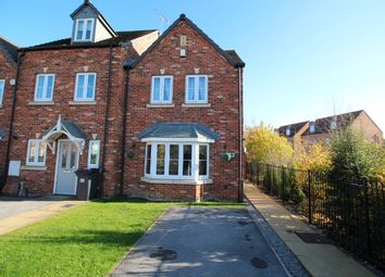 Thumbnail 3 bed town house for sale in Roebuck Chase, Wath Upon Dearne