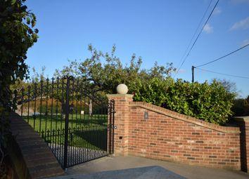 Thumbnail Land for sale in Bees End Chapel Lane, Broad Oak, Canterbury