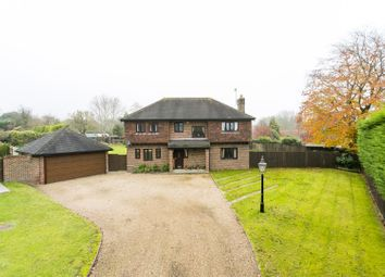 5 bed detached house for sale in Borough Green Road, Wrotham, Sevenoaks TN15