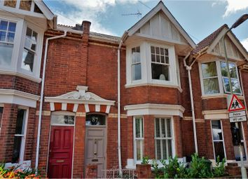 Thumbnail 3 bed terraced house for sale in St. Leonards Road, Exeter