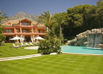 Thumbnail 12 bed property for sale in Exclusive Beachfront Villa, Golden Mile, Marbella