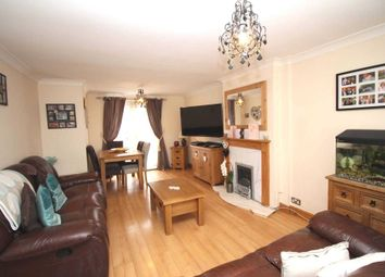 Thumbnail 3 bedroom town house for sale in Eddystone Road, Thurnby Lodge, Leicester
