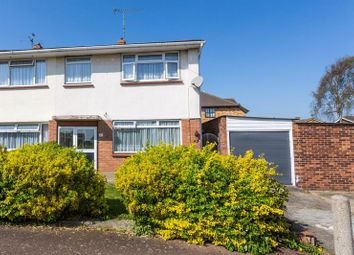 Thumbnail 3 bed semi-detached house for sale in Hudson Road, Eastwood, Leigh-On-Sea
