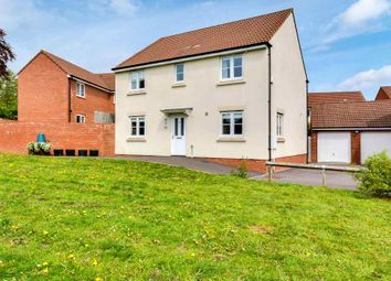 Thumbnail 4 bedroom detached house for sale in Heeks Crescent, Hilperton, Trowbridge