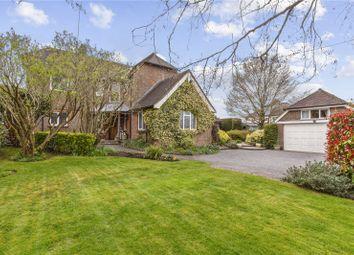 Dippenhall Street, Crondall, Farnham, Hampshire GU10. 5 bed detached house for sale