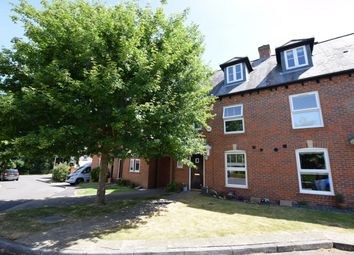 Thumbnail 3 bed town house for sale in Farriers Close, Church Crookham, Fleet