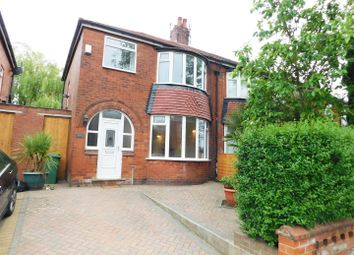 Thumbnail 3 bed semi-detached house for sale in St. Marys Road, Moston, Manchester