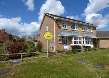 Thumbnail 3 bed semi-detached house to rent in Heol Towy, Caldicot