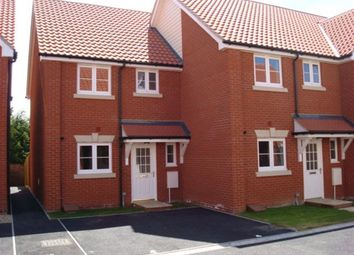 Thumbnail 3 bed terraced house to rent in Dhobi Place, Ipswich
