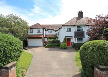 Thumbnail 5 bed semi-detached house for sale in Chester Avenue, Hale, Altrincham