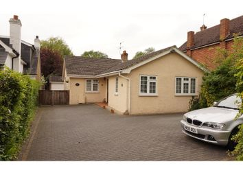 Thumbnail 3 bed detached bungalow for sale in Slade Road, Ottershaw
