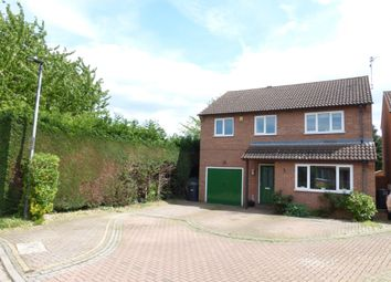 Thumbnail 4 bedroom property to rent in Livermore Green, Werrington, Peterborough