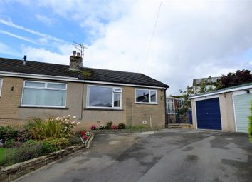 Thumbnail 2 bed semi-detached bungalow for sale in Ings Drive, Bradley, Keighley