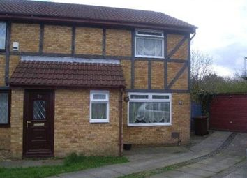 Thumbnail 3 bedroom property for sale in Hazel Coppice, Preston