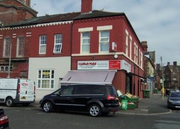 Thumbnail 1 bed flat to rent in Berkley Street, Toxteth, Liverpool