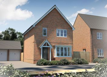Thumbnail 3 bed detached house for sale in Kingston Park, Kingston Bagpuize