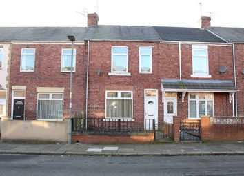 Thumbnail 3 bed terraced house to rent in Albion Avenue, Shildon, County Durham