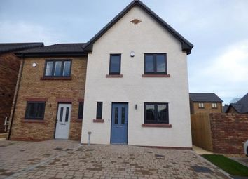 Thumbnail 3 bed semi-detached house for sale in St. Cuthberts Close, Burnfoot, Wigton