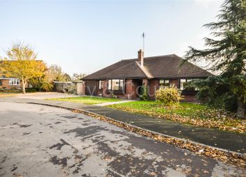 Thumbnail 3 bed detached bungalow for sale in Croyland Way, Crowland, Peterborough