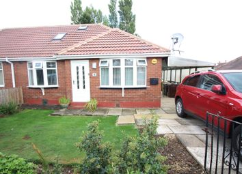 Thumbnail 3 bed semi-detached bungalow for sale in Pinfold Mount, Whitkirk, Leeds