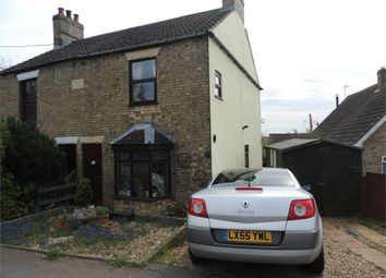 Thumbnail 3 bed cottage for sale in Narrow Brook, Church Road, Ten Mile Bank, Downham Market
