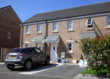 Thumbnail 2 bed terraced house for sale in Maes Pedr, Carmarthen