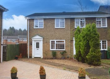 Thumbnail 3 bed end terrace house for sale in Timbertops, Chatham
