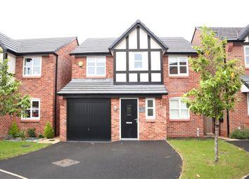 Thumbnail 4 bed detached house for sale in Pilkington Avenue, Bury, Lancashire