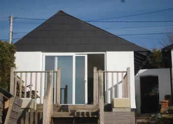 Thumbnail 1 bed detached house to rent in Crackington Haven, Bude