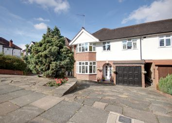 Thumbnail 4 bed link-detached house for sale in The Spinney, Winchmore Hill
