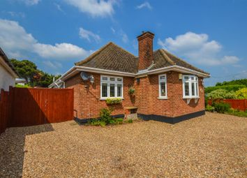 Thumbnail 3 bed detached bungalow for sale in Mount Pleasant Lane, Bricket Wood, St. Albans