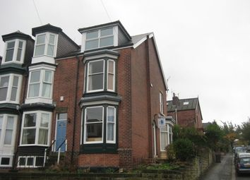 Thumbnail 5 bed end terrace house to rent in Wayland Road, Sheffield