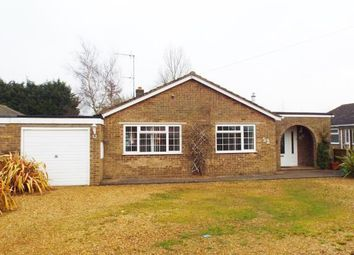 Thumbnail 3 bed bungalow for sale in Terrington St. Clement, King's Lynn