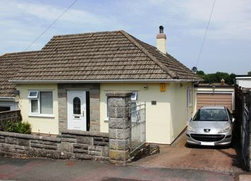 Thumbnail 2 bed semi-detached bungalow for sale in Belle Vue Drive, Hooe, Plymouth