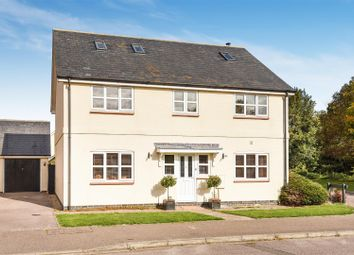Thumbnail 5 bed detached house for sale in Church Close, Bassingbourn, Royston