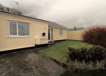 Thumbnail 3 bed detached bungalow for sale in Eryri Estate, Caernarfon
