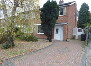 Thumbnail 3 bed property for sale in Haddon Road, Stamford