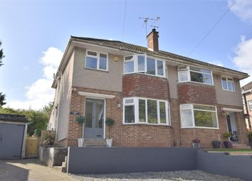 Thumbnail 3 bedroom semi-detached house for sale in Stanhope Road, Longwell Green, Bristol