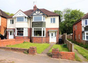 3 bed semi-detached house for sale in Josiah Road, Birmingham B31