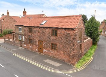 Thumbnail 2 bed barn conversion for sale in York Road, Riccall, York