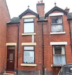 Thumbnail 2 bed terraced house for sale in Well Street, Leek, Staffordshire
