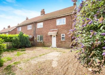 Thumbnail 3 bed semi-detached house for sale in Southery, Downham Market, Norfolk
